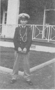 1st year Cadet, Jervis Bay, April 1930 (WF Cook Collection)
