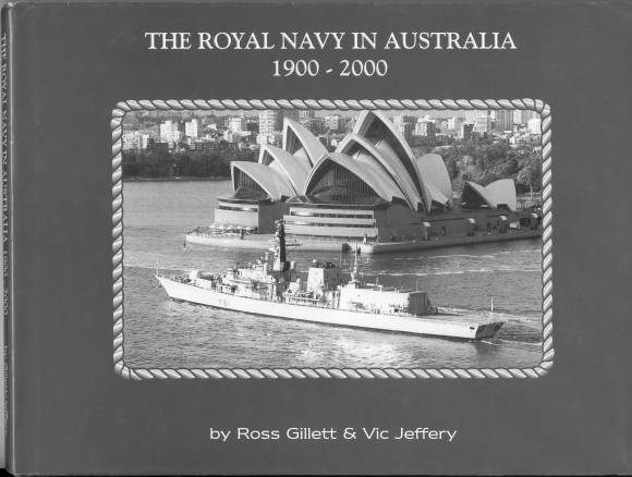 Book Review: The Royal Navy in Australia 1900-2000