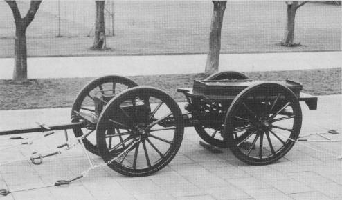 The State Funeral Gun Carriage | Naval Historical Society of