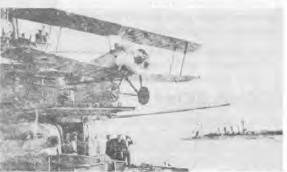 Australians in the Royal Naval Air Service 1914-1918 (Part 1)