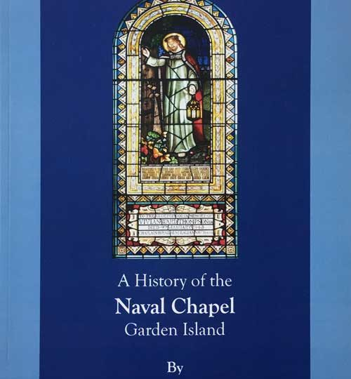 Book Review: A History of the Naval Chapel, Garden Island