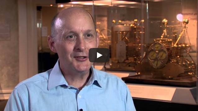 Ships, clocks & stars – interview with curator Richard Dunn