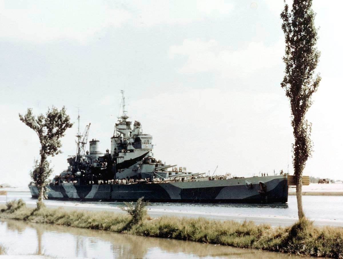 Royal Navy Colours of World War Two - Standard Camouflage